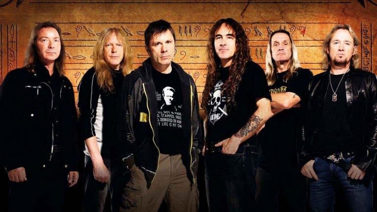 Loudness war Iron Maiden