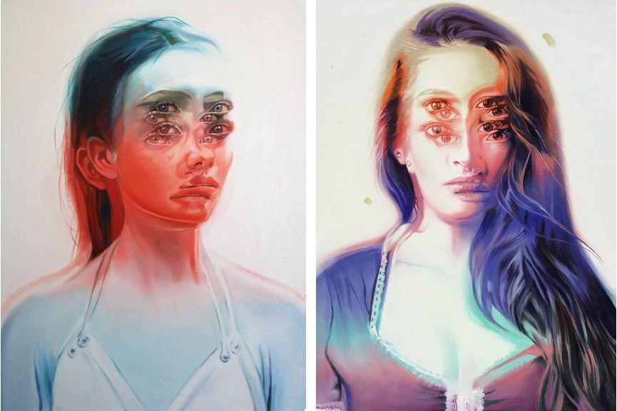 mujer en el arte