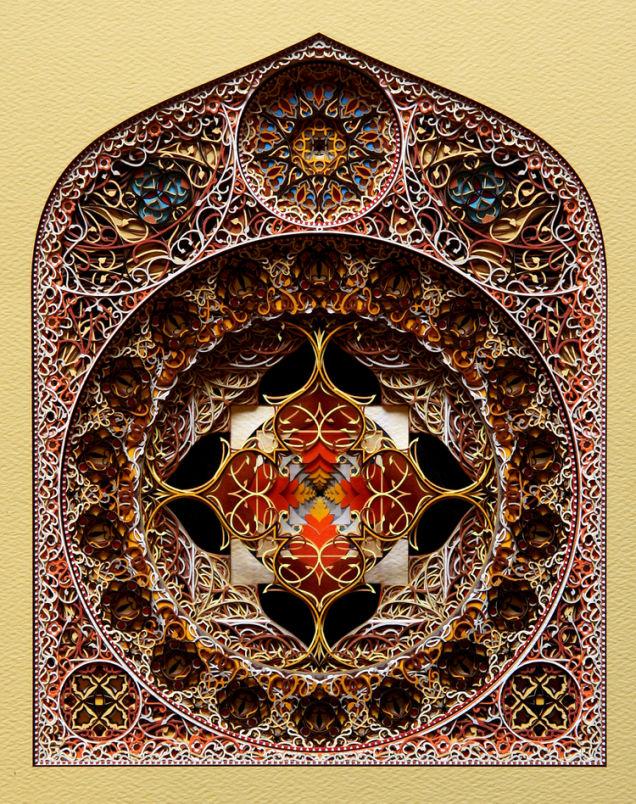 Mandalas para meditar en lo infinito del color