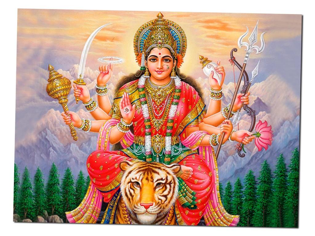 Parvati dios hindu