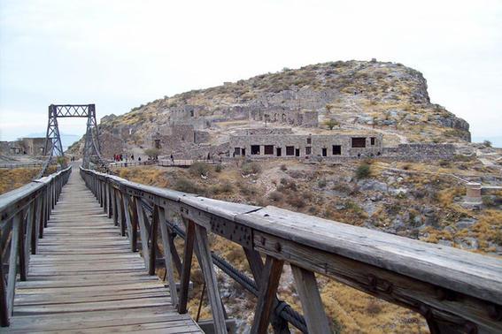 Puente ojuela