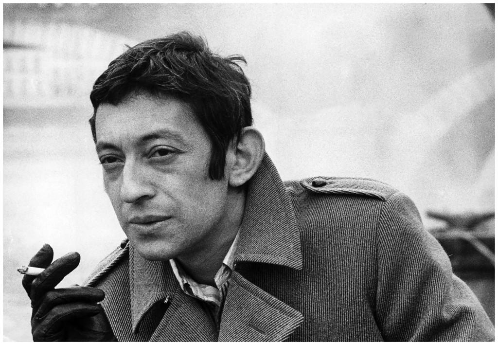 Serge Gainsbourg romanticismo francés