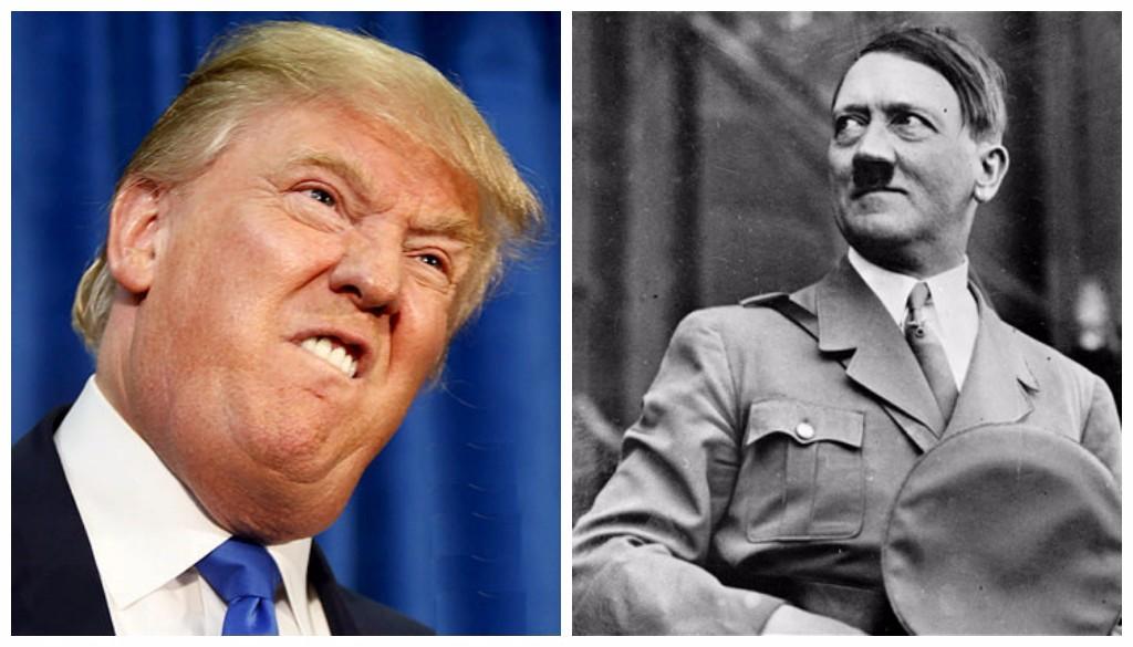 Trump y Hitler