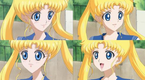 sailor moon - animes malos