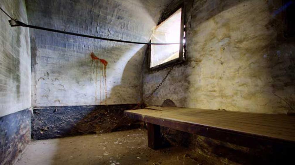 artefactos de tortura-celda