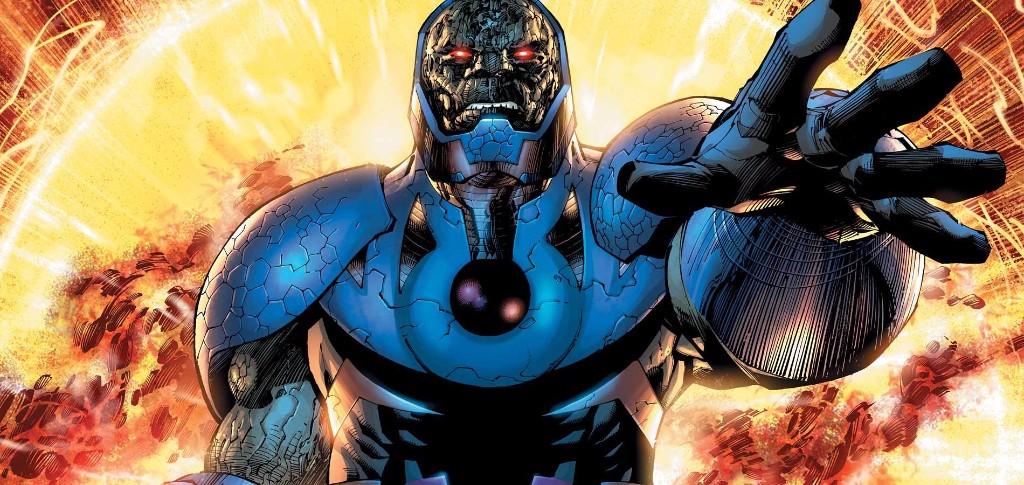 Batman vs Superman - Darkseid