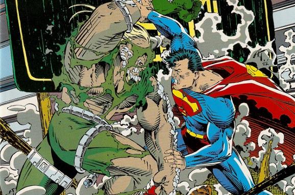 Batman vs Superman - Doomsday