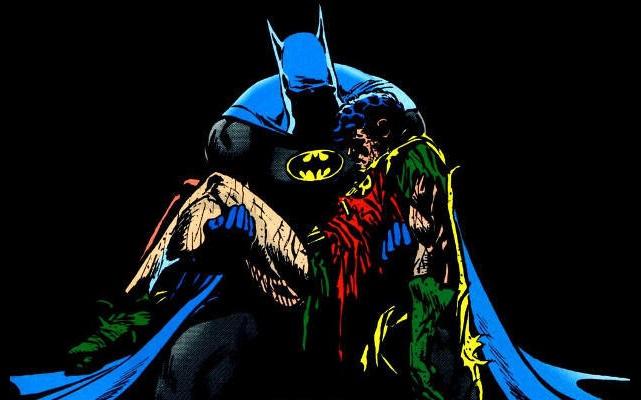 Batman vs Superman - Robin