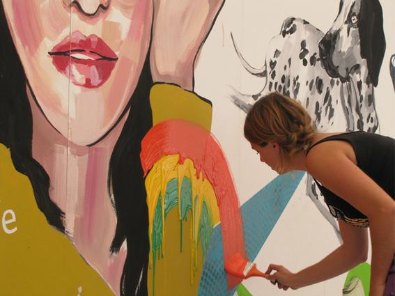 beck-pintando