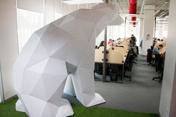 cazapapeles-oficinas