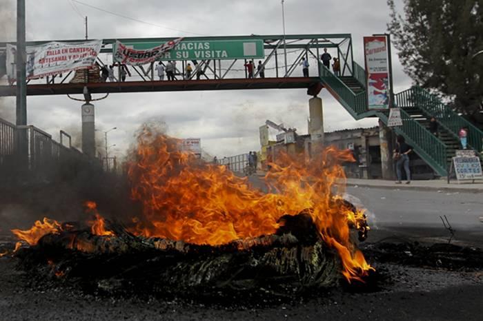chimalhuacan lugares peligrosos