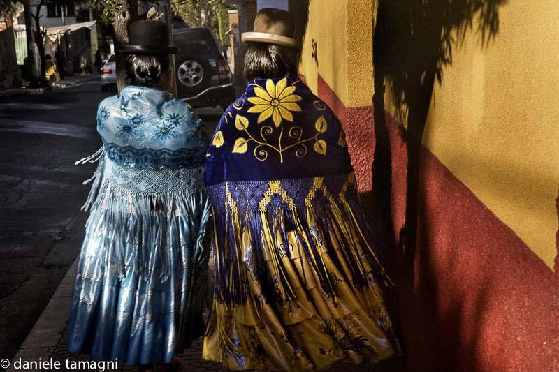 cholitas ropa