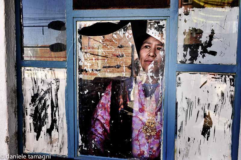 cholitas ventana
