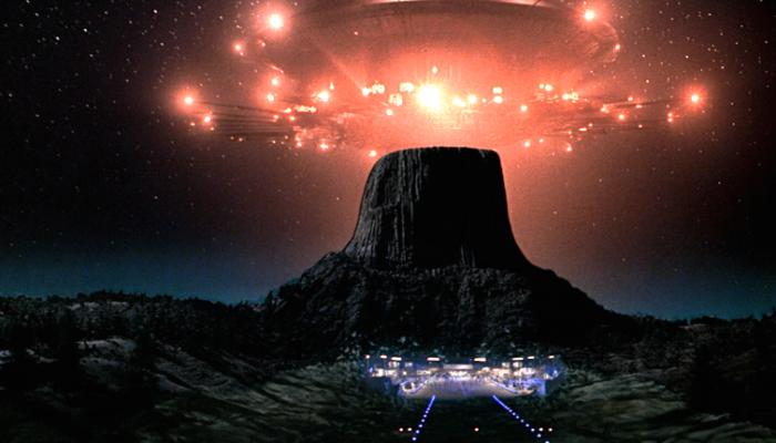 Películas de Ciencia ficción - Encuentros cercanos del tercer tipo