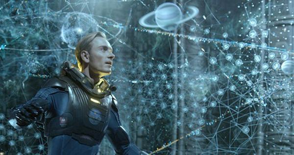 Películas de Ciencia ficción - Prometeo