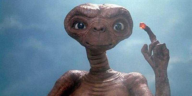 Películas de Ciencia ficción - ET