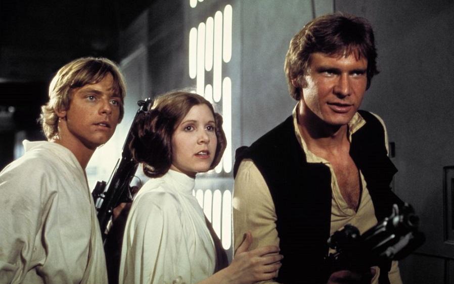 Películas de Ciencia ficción - Star Wars