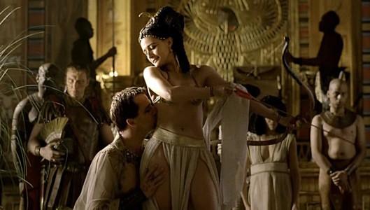 Tragedia griega en Egipto: Cleopatra