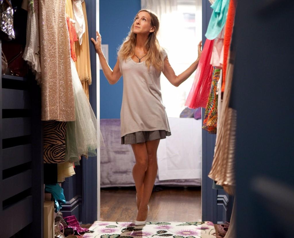 closet sarah jessica parker