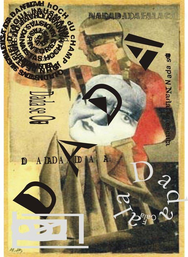collage dada