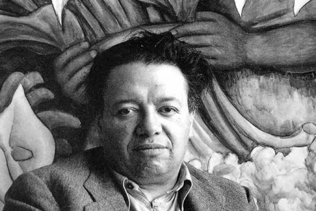 Diego rivera pintaba a su hermano muerto y otras cosas que for Un mural de diego rivera
