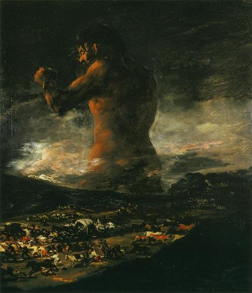 Depresión - Goya