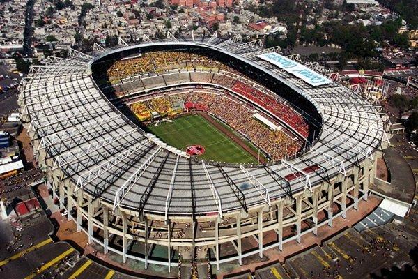 estadio azteca lugares para visitar df