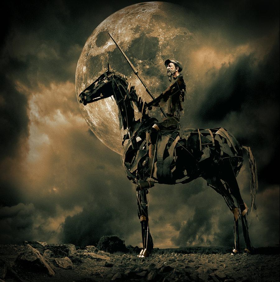 frases del Quijote-luna