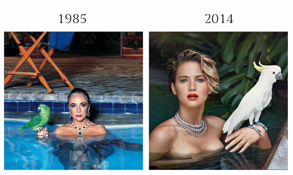 helmut newton tendencias de moda