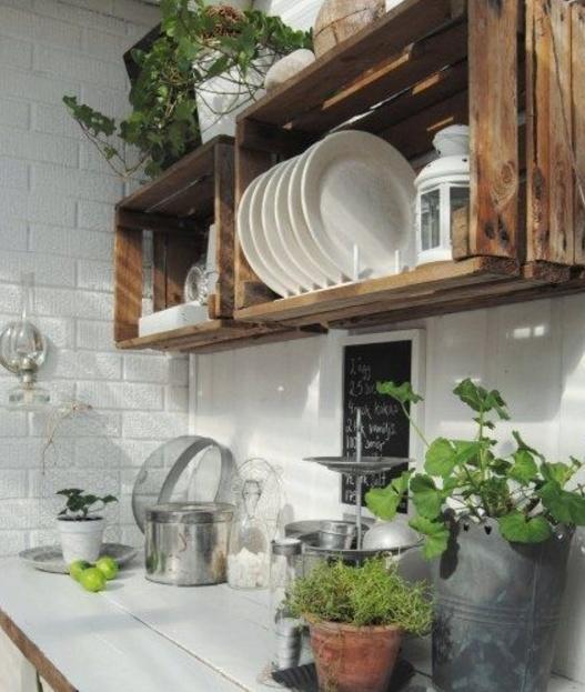 Ideas para aprovechar mejor una cocina peque a dise o for Las mejores ideas para decorar tu casa