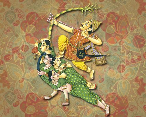 kamadeva dios hindu