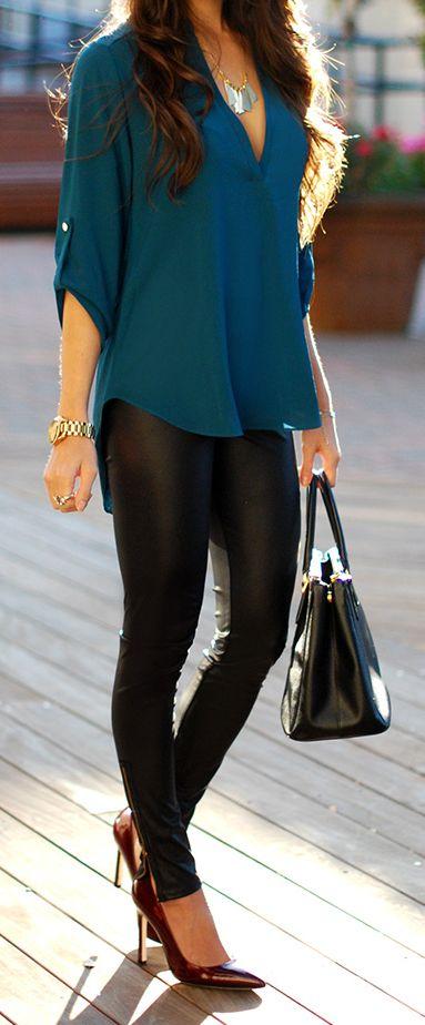leggings look perfecto