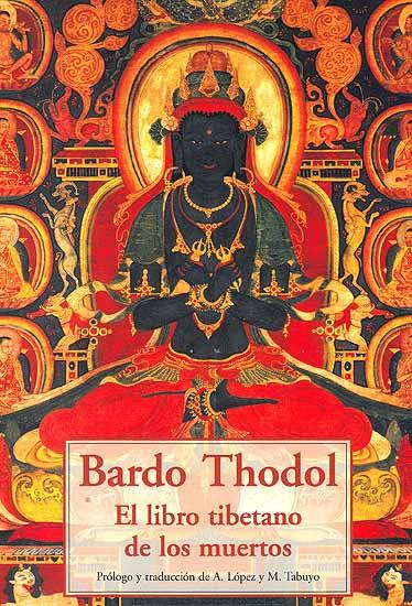 libros de budismo-libro muertos