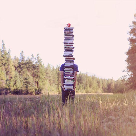 libros leer lectura paisaje