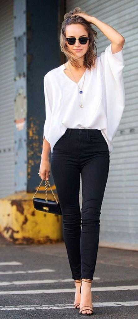 look perfecto blusa pantalon