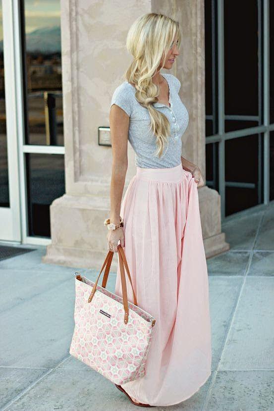 look perfecto playera falda