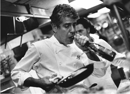 los secretos de un chef