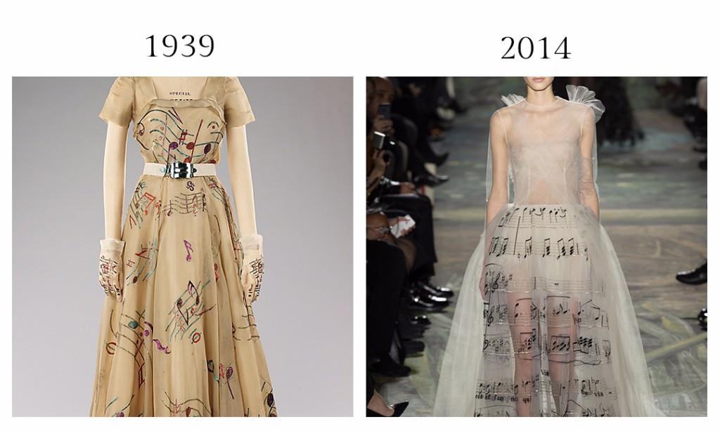 moda vestidos tendencias