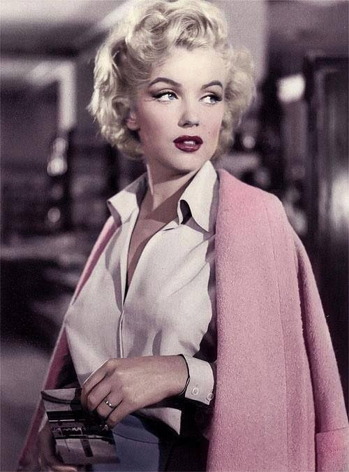 mujeres hermosas cine marilyn monroe