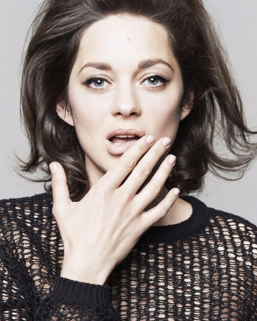 mujeres hermosas cine marion cotillard