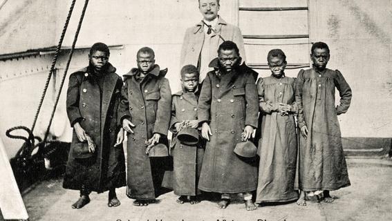 negros zoologicos humanos