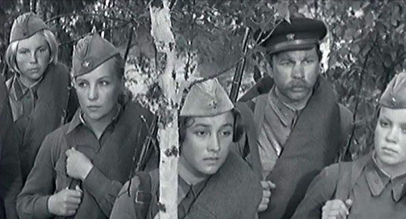 peliculas de la segunda guerra mundial-mujeres