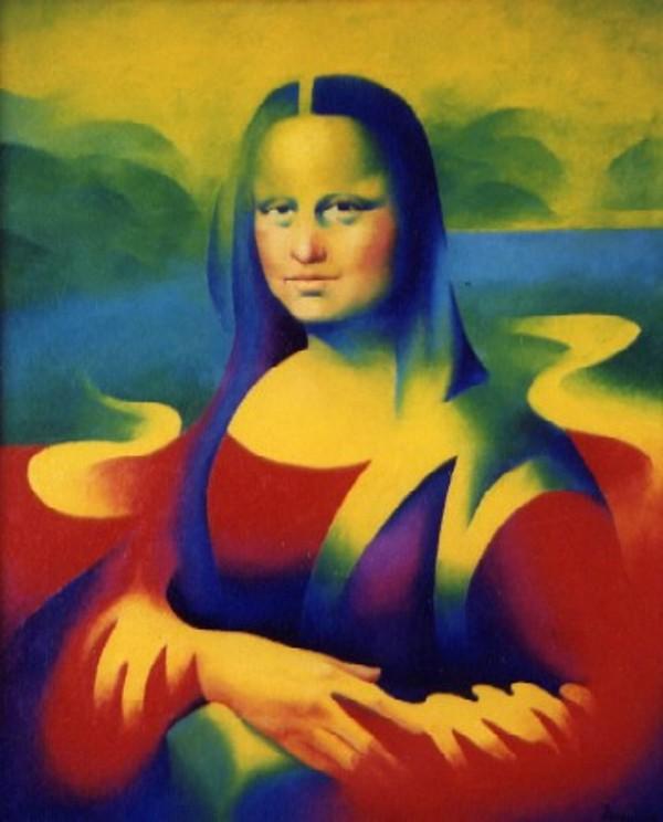 La página en la cual puedes colorear las obras más famosas de tus pintores favoritos