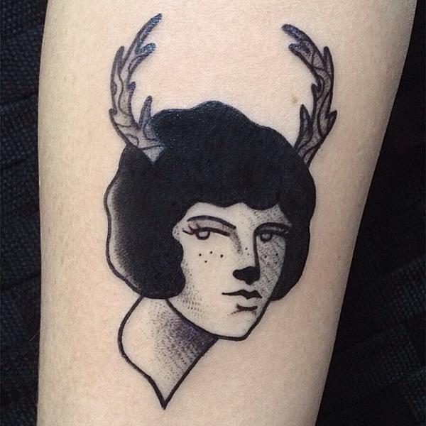 Tatuajes Tristes tatuajes perfectamente desequilibrados para personas melancólicas