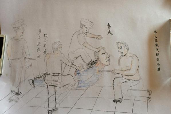 torturas chinas