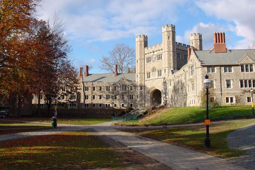 universidades del mundo - princeton