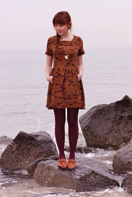 vestido mallas look perfecto