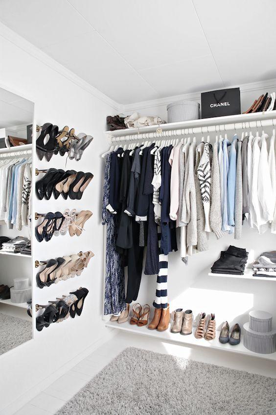 vestidos organizar tu closet
