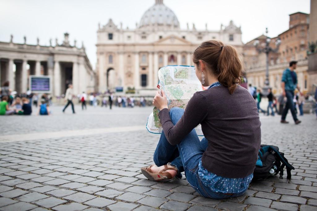 viajar sola-mapa