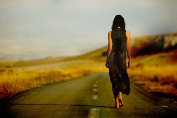 viajera sola
